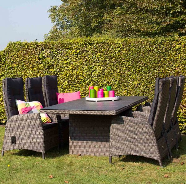 wicker tuinset